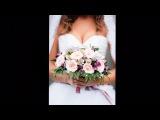коллаж из фото свадьбы дочери